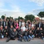 Parada ślubna Kamila - Independent Bikers